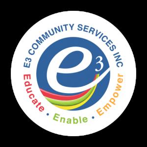 E3 Community Services Inc. Logo